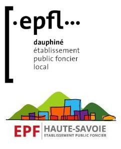 Logos epfl dauphine et haute savoie