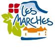 Les Marches logo site