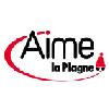 AIME LA PLAGNE logo site