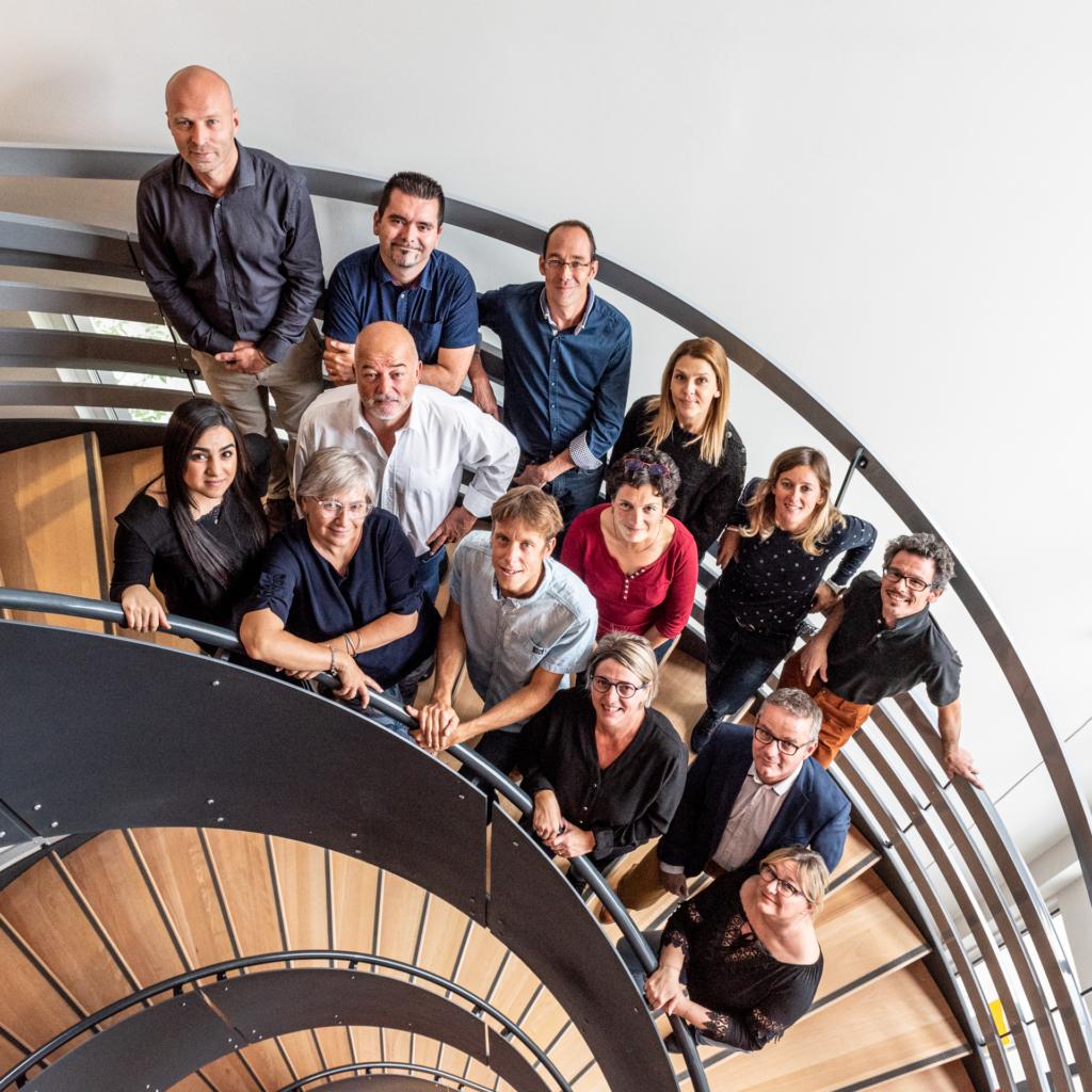 Montée en puissance de l'activité de l'EPFL
